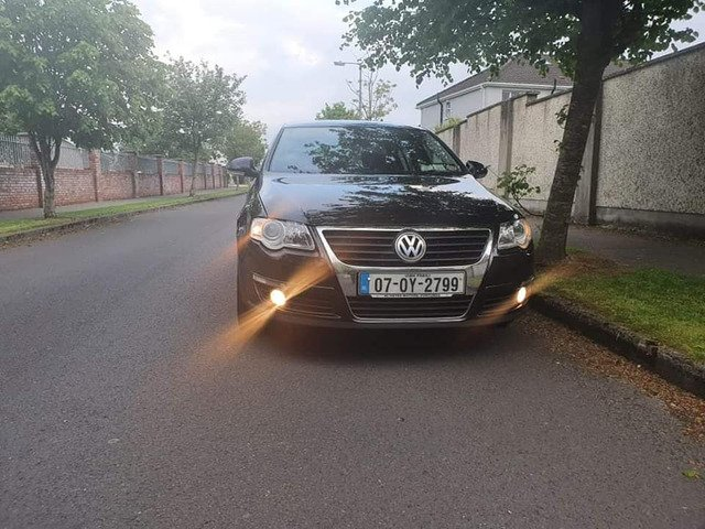 Vw passat 1.6 petrol car can be viewed after 6pm or free on the weekend because working 9am to 5pm - 10/10