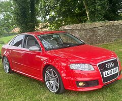 ❤️ 2007 Audi rs4 red ❤️