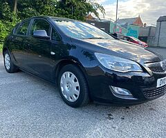 2011 Vauxhall ASTRA 1.6 115 BHP EXCLUSIVE 5DR✅