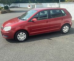 Volkswagon polo 1.4 Automatic 2007 5DR Irish car Nct 10/22 very clean inside and out
