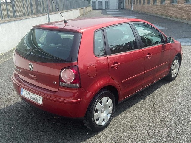 Volkswagon polo 1.4 Automatic 2007 5DR Irish car Nct 10/22 very clean inside and out - 3/10
