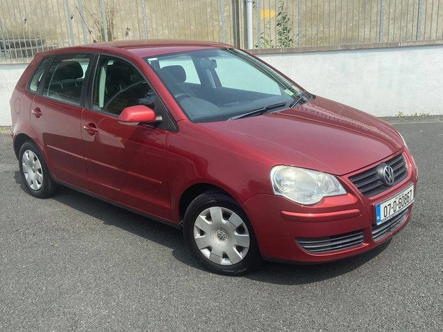 Volkswagon polo 1.4 Automatic 2007 5DR Irish car Nct 10/22 very clean inside and out - 4/10