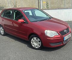 Volkswagon polo 1.4 Automatic 2007 5DR Irish car Nct 10/22 very clean inside and out - Image 4/10
