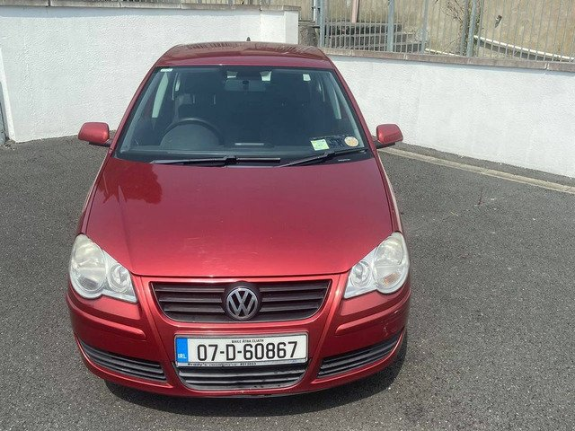 Volkswagon polo 1.4 Automatic 2007 5DR Irish car Nct 10/22 very clean inside and out - 10/10