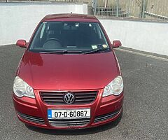 Volkswagon polo 1.4 Automatic 2007 5DR Irish car Nct 10/22 very clean inside and out - Image 10/10