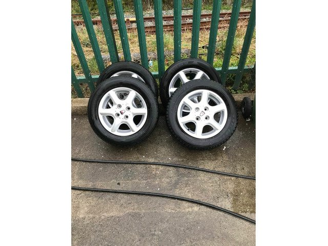 Wheels for sale €250 for the lot - 1/3