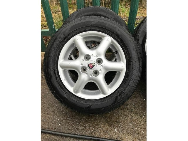 Wheels for sale €250 for the lot - 3/3