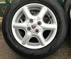 Wheels for sale €250 for the lot - Image 3/3
