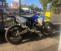 Cash sale or swap for another bike no scrap!